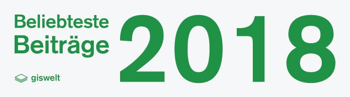 Beliebteste Beiträge 2018